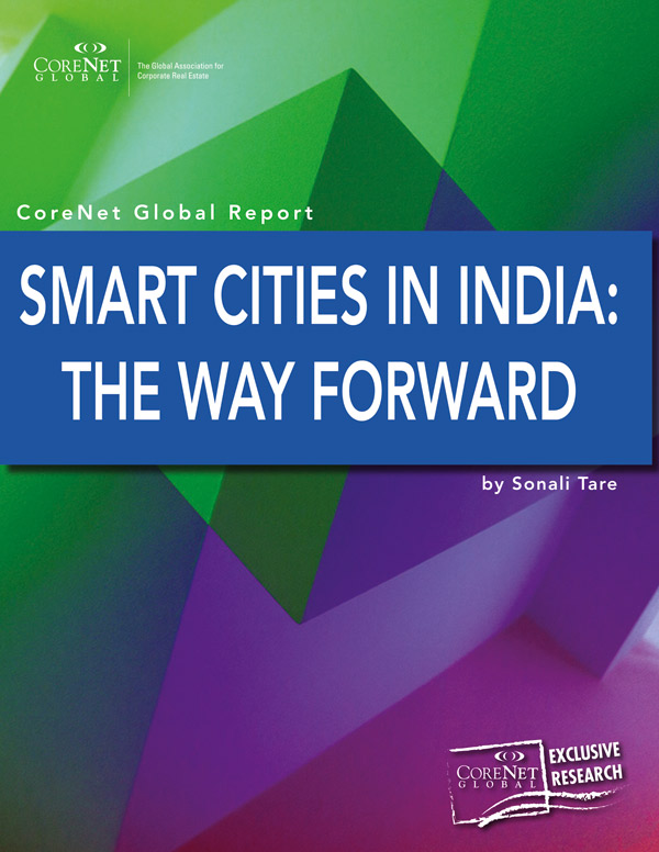 "Titelbild: ""Smart Cities in India: The Way Forward"""